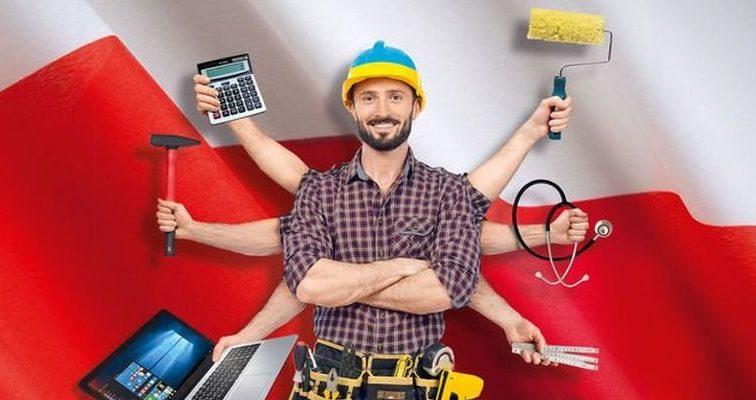 «Примут на работу более 2 млн украинцев»: Новые правила трудоустройства в Польше. Что нужно знать