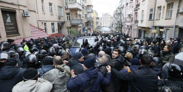 Срочно! Протестующие перекрыли центр Киева, узнайте, что же там происходит
