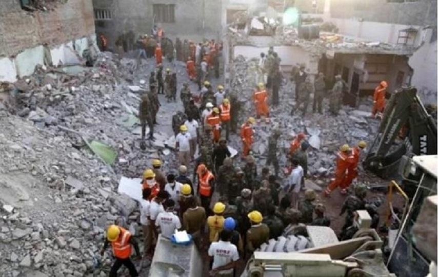 «Уже 18 тел мы смогли вытащить на поверхность …»: Мощный взрыв газового баллона на свадьбе, много погибших и …