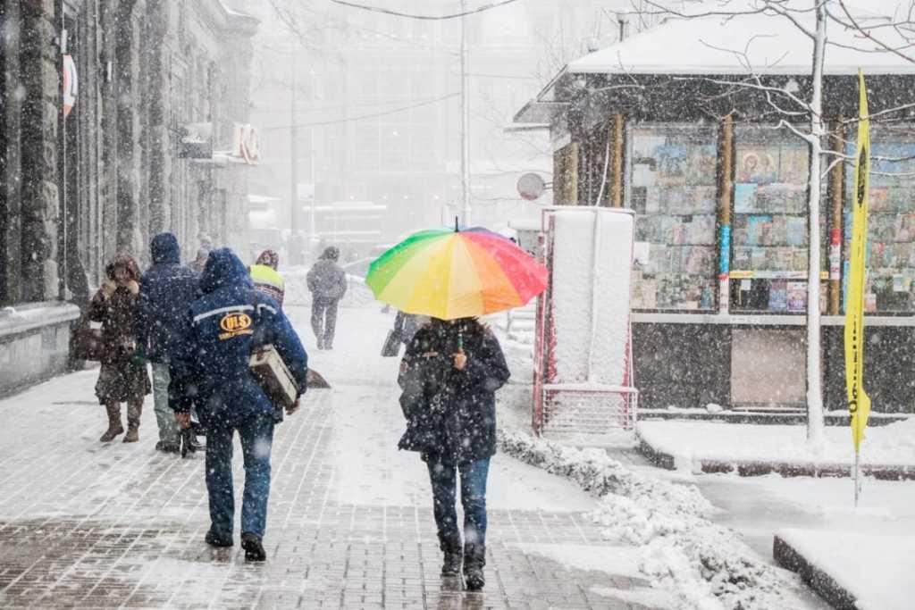 Перепады температуры и метели: Чего ждать от погоды в пятницу