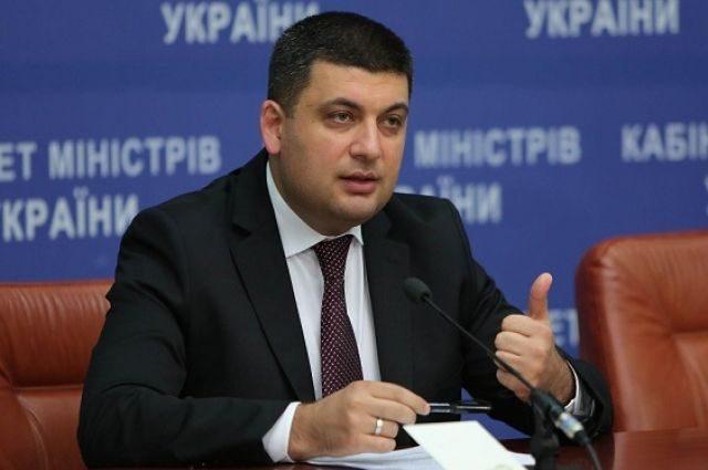Гройсман прокомментировал свое участие в предстоящих выборах