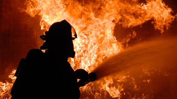 В жилом доме Львова вспыхнул пожар. Обошлось без жертв