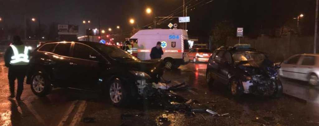 «Погибли на месте»: На Кировоградщине произошло смертельное ДТП