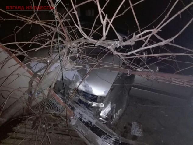Машиной бросало в разные стороны: в Одесской области произошло ужасное ДТП