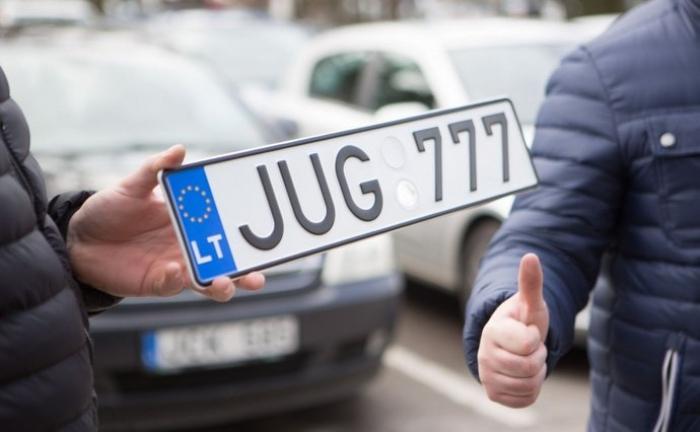 «Постановили выплатить 3600000 грн штрафа»: Что ждет владельцев авто на иностранных «бляхах»