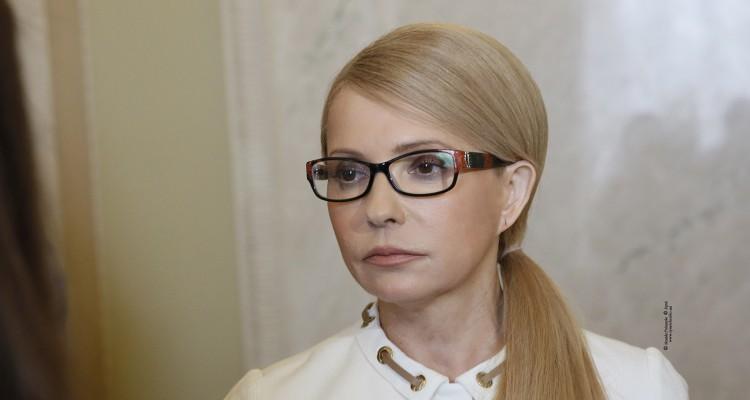 «Служат немощным и больным»: Выступление Тимошенко в Вашингтоне заставило зал аплодировать стоя