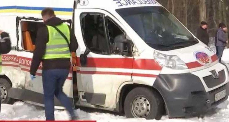 Пострадало 23 пассажира и ..»: Автобус с военными попал в ДТП