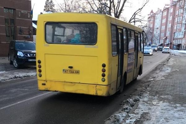 В Киеве водитель выгнал детей из маршрутки, которые хотели воспользоваться правом на льготный проезд