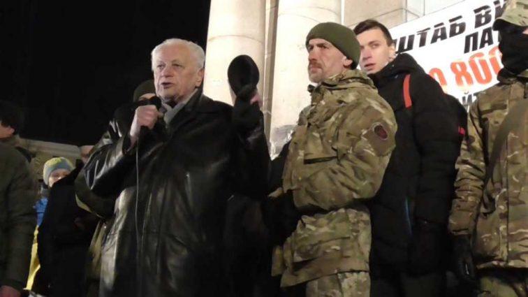 «На костях и крови Майдана в Украину пришли ублюдки»: Известный украинский диссидент сделал скандальное заявление