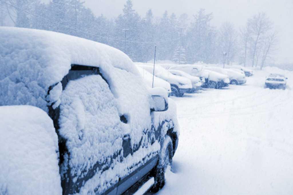 Снегопады и морозы: Какой будет погода завтра