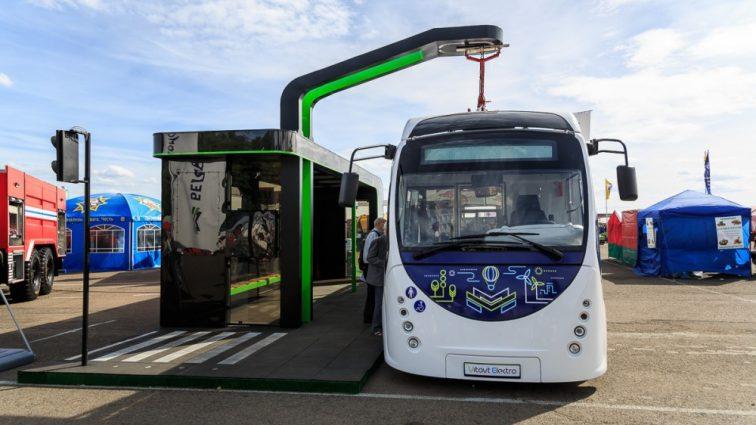 Такого вы еще не видели: В Украине может появиться новый электробус Temsa Avenue Electron, первые фото