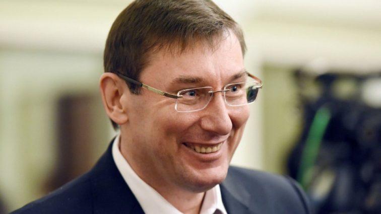 Громкий скандал с Юрием Луценко: Как генеральный прокурор решил вслед за Порошенко незаконно «пропиариться»