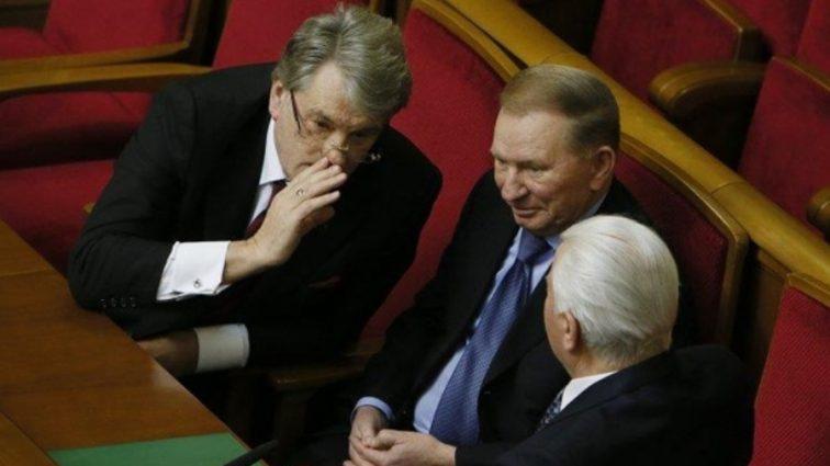 Три экс-президента Украины обратились с заявлением к Порошенко. Узнайте причину