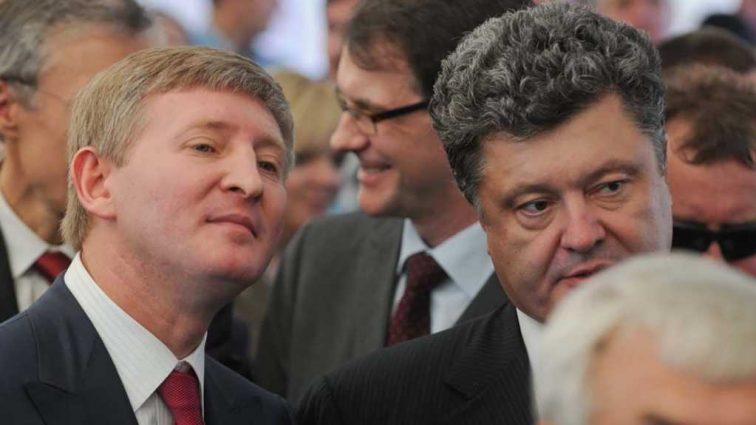 «Петр Алексеевич, как вы объясните тот факт…»: Мустафа Найем заявил, что Президент должен объяснить ситуацию с Ахметовым