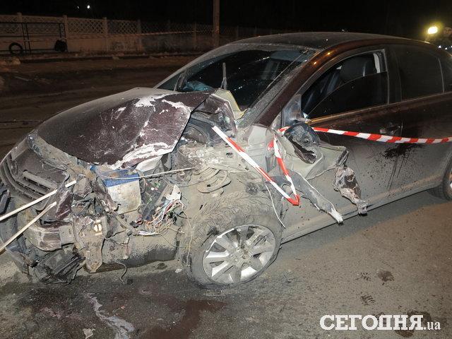 Масштабное ДТП в столице: Пострадали отец и сын, подробности инцидента