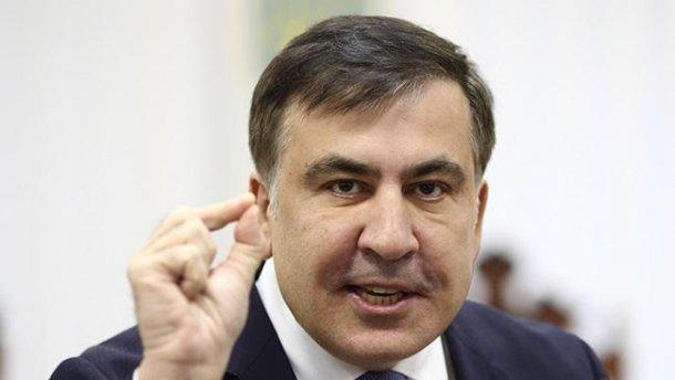 3 года без Саакашвили: Экс-главе Одесской ОГА запретили въезд в Украину до 2021 года