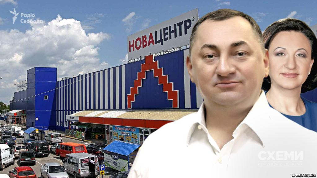 Вместе с женой: депутат Герега продолжает вести бизнес в Крыму и в России