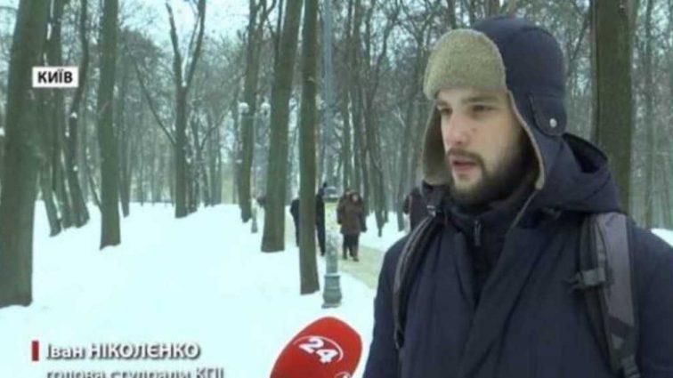 «Прощай университет!»: Студента из КПИ хотят выгнать из учебного заведения за пост в Соцсети (ВИДЕО)