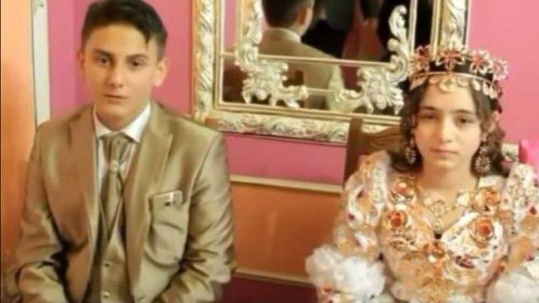 «Платье расшито золотом и жених в Бентли с бриллиантовыми часами»: Роскошная свадьба несовершеннолетних рома поразило украинском (ВИДЕО)