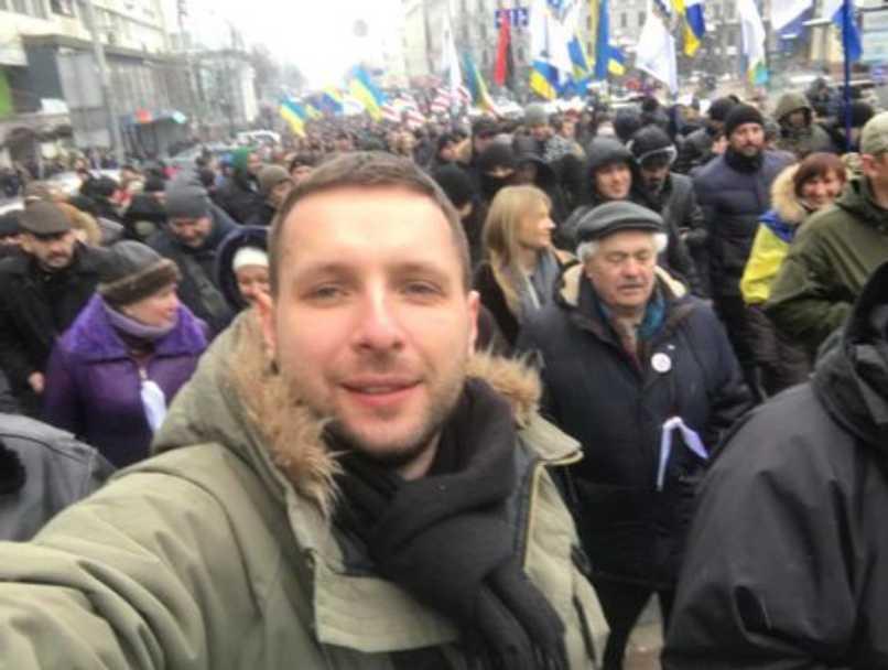 «Он вернется и тогда …»: Парасюк в эфире одного из телеканалов сделал громкое заявление