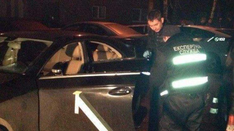 В столице расстреляли известного бизнесмена: момент нападения засняли камеры наблюдения