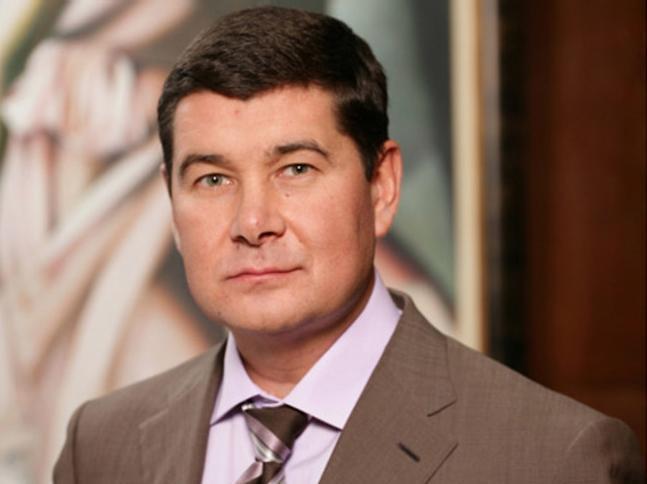 Одиозный нардеп Онищенко, показал свое «хозяйство»