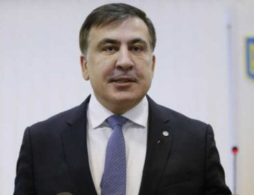 «Давайте называть вещи своими именами»: Саакашвили резко отреагировал на трехлетний запрет въезда в Украину