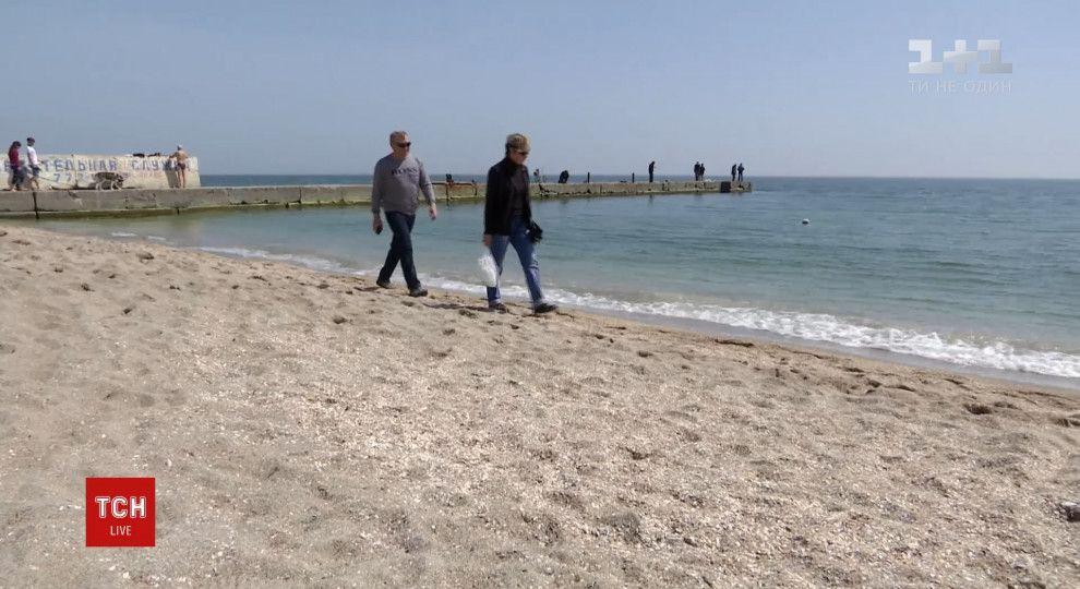 Ужасная находка: На пляже в Одессе обнаружено тело молодой женщины