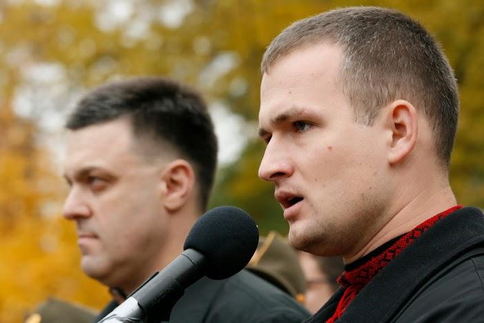 Что скрывает правая рука Тягнибока и главный «драчун» ВР Юрий Левченко. Кем оказались родственники скандального нардепа