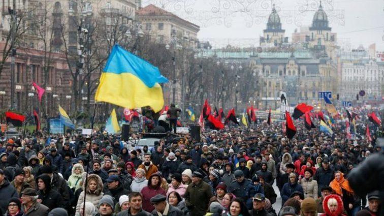 «Главное требование акции протеста…»: Сегодня в Киеве состоится Марш за будущее
