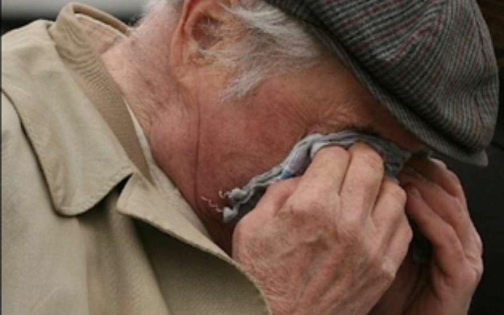 «Совсем совести нет» Харьковские грабители избили и ограбили пенсионера