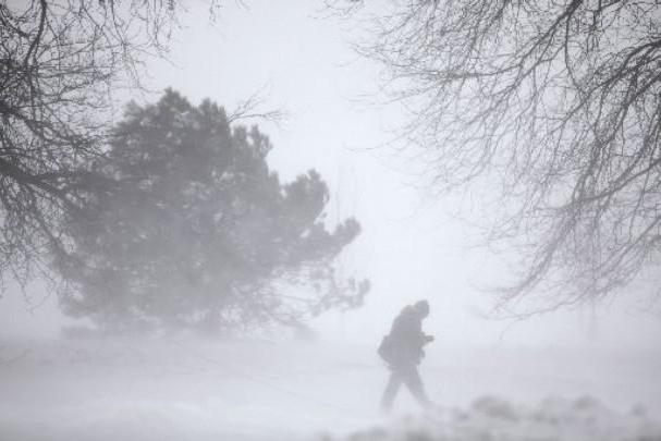Циклон «бомба»: Синоптики предупредили о значительном ухудшении погоды, возможно даже блокирование дорог