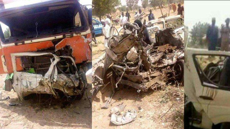«Остался один металлолом» Школьный автобус столкнулся с грузовиком. Погибли 22 детей