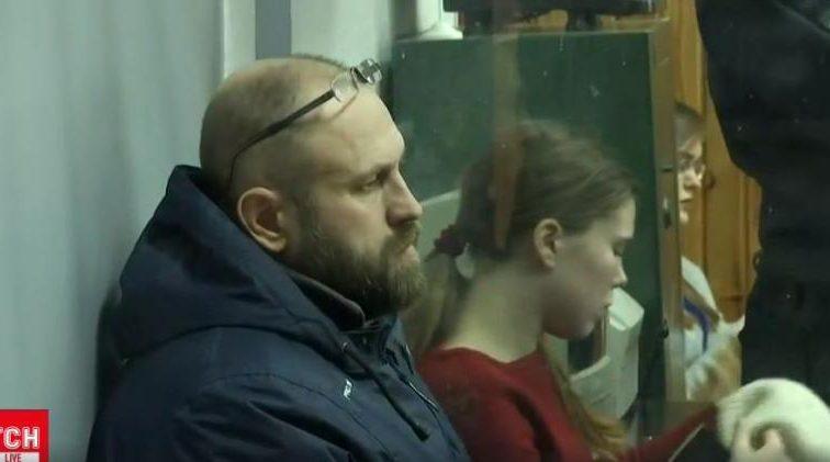 Во время заседания, в «клетке»: Стали известны подробности суда над Зайцевой и Дроновым