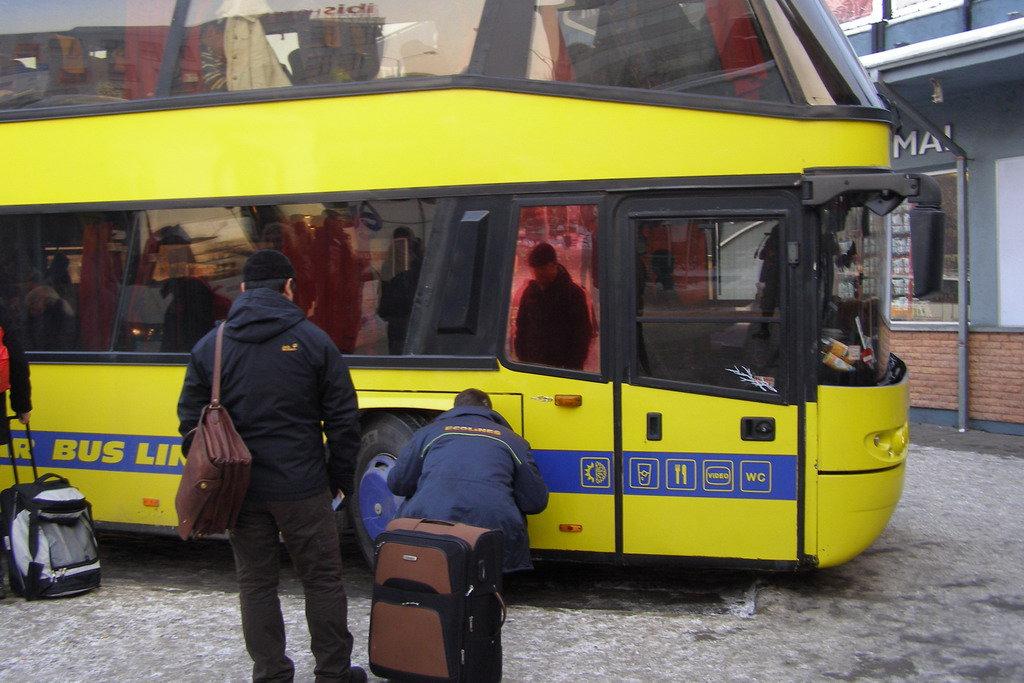«Когда они входили в автобус…»: В Польше украинцев избили из-за национальности