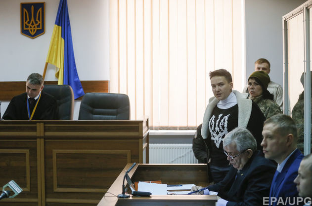 «Надежду повезли в СИЗО»: Адвокаты Савченко рассказали, какими методами будут бороться за освобождение нардепки