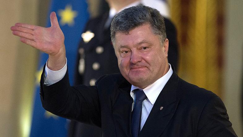 «Все должны переходить на …»: Порошенко призвал украинцев отказаться от русского языка