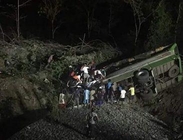 «Автобус слетел в овраг и…»: 19 пассажиров погибли в ужасном ДТП
