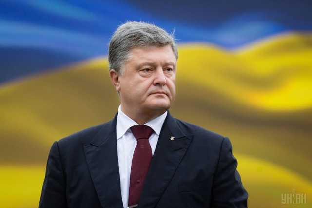 «242 ребенка были убиты…»:  Порошенко выразил соболезнования родственникам погибших при пожаре в Кемерово