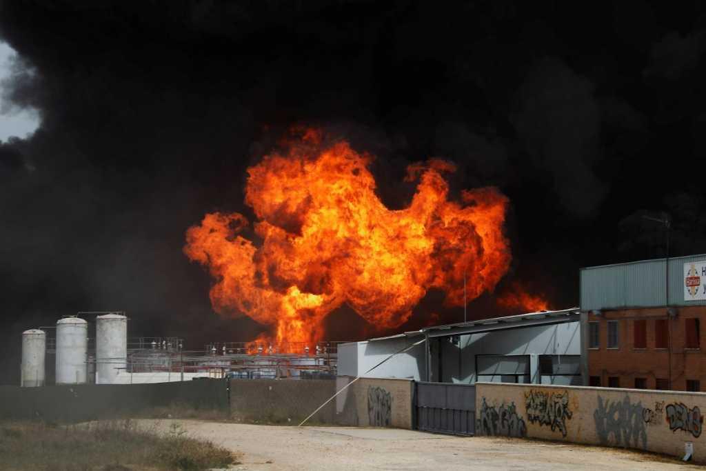 На химическом заводе прогремел взрыв: Погибли 6 человек, много раненых