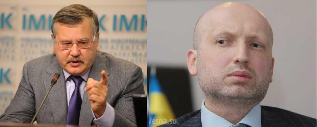 В аннексии Крыма виноват Турчинов: Экс-министр обороны Анатолий Гриценко сделал громкое заявление