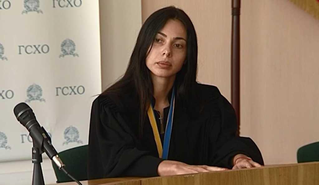 Судью, которая хотела отдать газ Онищенко, проверяет НАБУ