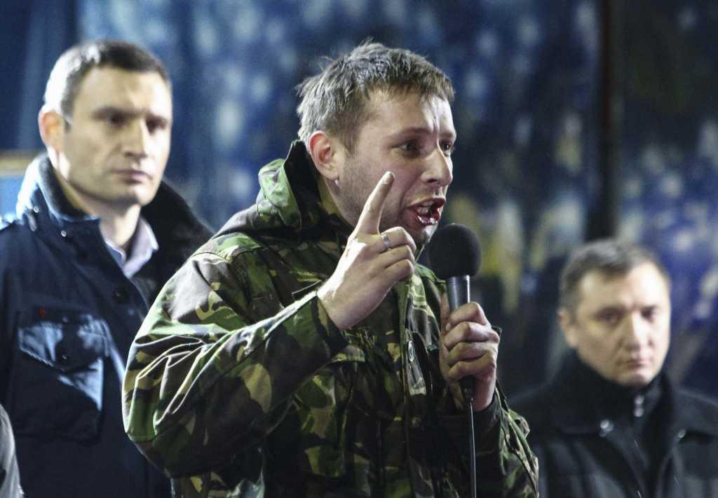 Решил подсидеть Авакова: Скандальный Парасюк заявил, что хочет возглавить МВД