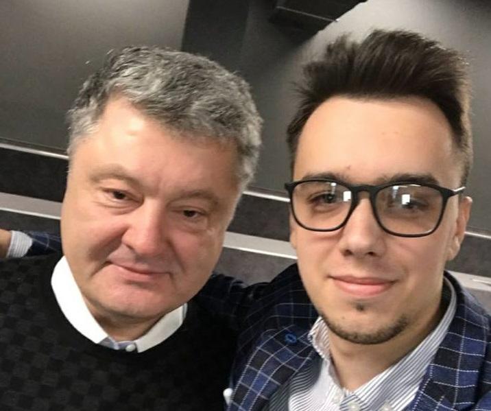 Стало известно о тайной встрече Порошенко с украинскими блогерами