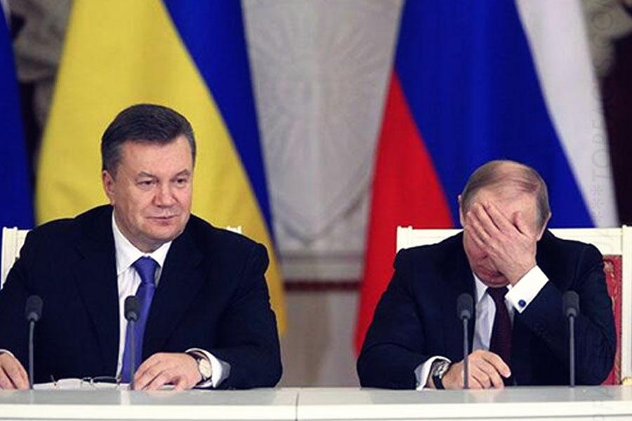 «Янукович вместе со своими кукловодами …»: Стали известны причины неожиданного поведения «легитимного»