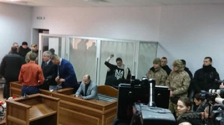 Грозит пожизненное заключение: Савченко сделала громкое заявление об объявлении голодовки