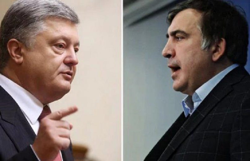 «Будущее его и банды — это тюрьма»: Саакашвили решил вернуться в Украину и раскрыть все тайны Порошенко