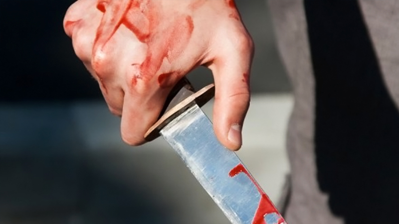 30 ножевых ранений: Мужчина решил пойти в полицию пожаловаться на любимую, после того, как …