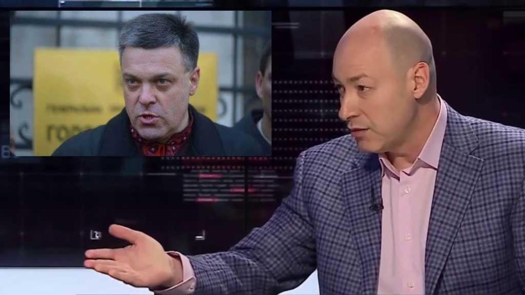 «Обещают беспорядки и угрожают «валить» меня из оружия»: Известный журналист обвинил Тягнибока в угрозах