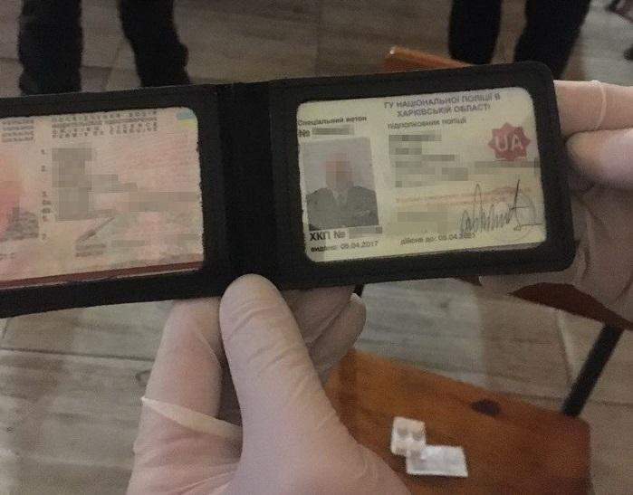 «Организовал механизм вымогательства денег»: СБУ задержала на взятке подполковника полиции